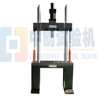 15kN弹簧隔振器耐久试验机