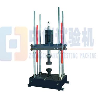 150kN弹簧波纹管寿命试验机