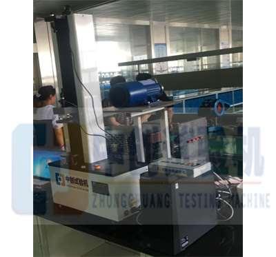 南通电器5kN全自动(断电器)弹簧拉压试验机
