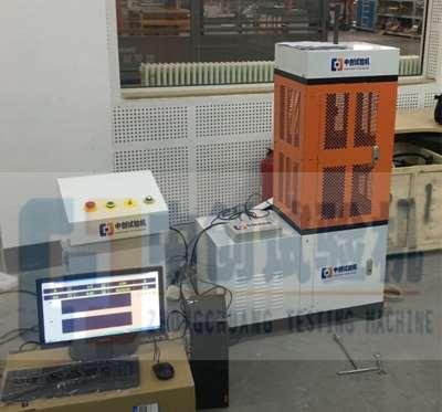 减震器弹簧2000N微机疲劳试验机