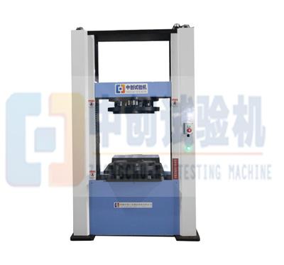 12T液晶数显碟簧压力测试机