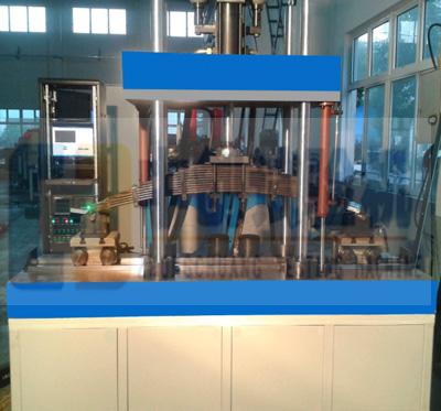 载重板簧弓子性能试验机