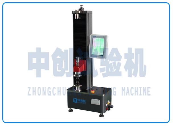 电子数显弹簧拉压试验机