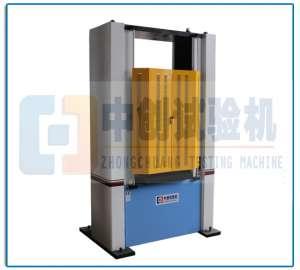 金属橡胶空气弹簧试验机(试验台架)功能特点